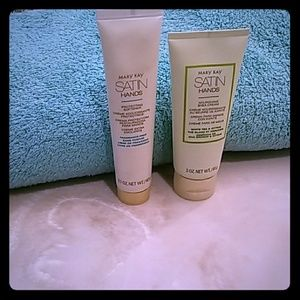 Mary Kay Satin Hands Collection W/O Cleanser